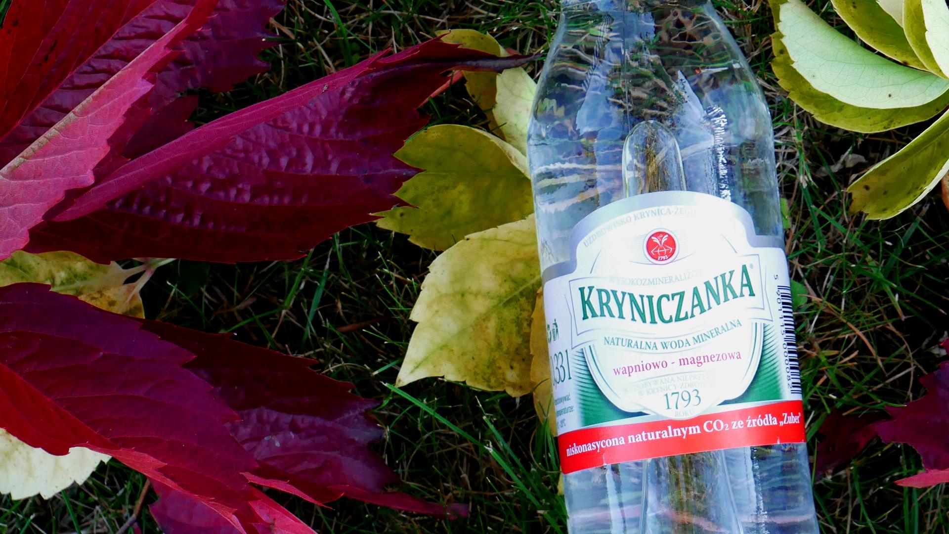 Kryniczanka - Naturalna Woda Mineralna