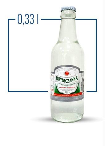 Kryniczanka 0,33 l