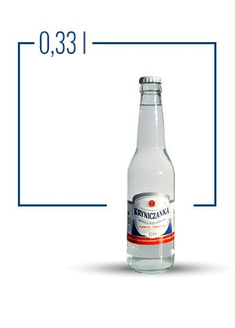 Naturalna Woda Mineralna Kryniczanka